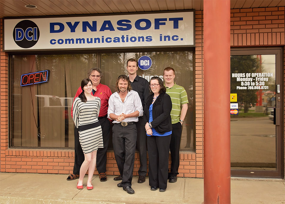 Dynasoft Group Photo
