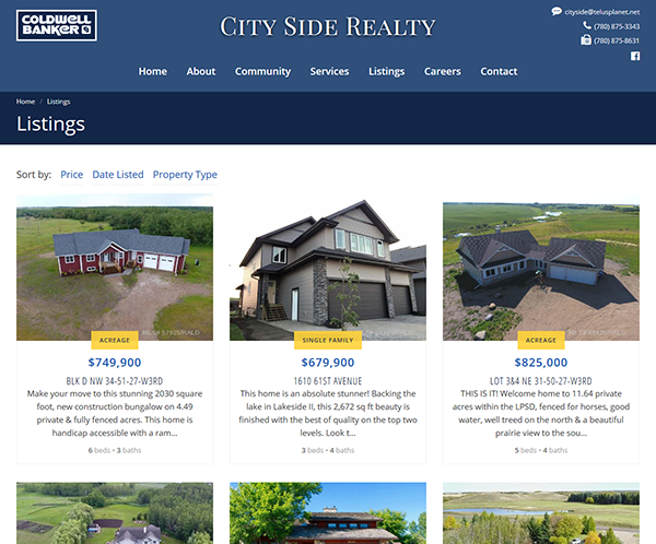City Side Realty